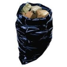 Image of heavy duty black bin bags | Polythene manufacturers | Polystar plastics.