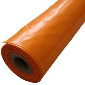 Flame retardant sheeting
